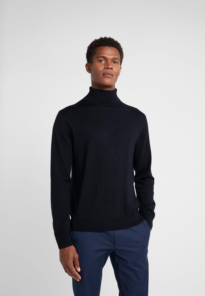 J.CREW - XINAO  - Stickad tröja - black