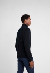 J.CREW - XINAO  - Stickad tröja - black - 2