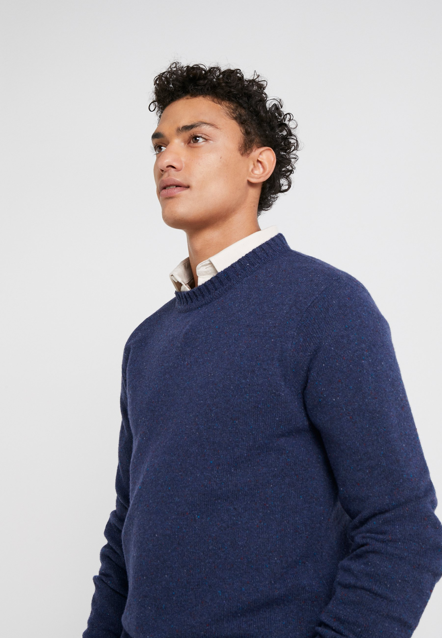 J.CREW DONEGAL - Sweter - navy