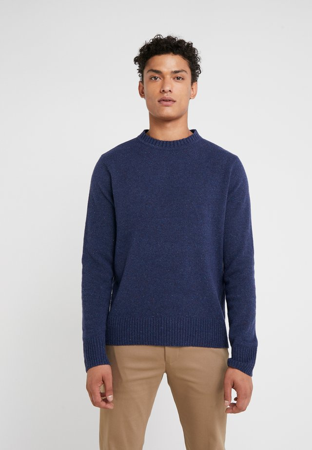 DONEGAL - Sweter - navy