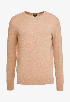 CONSINEE CREW - Pullover - heather toffee