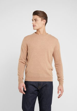 CONSINEE CREW - Jumper - heather toffee
