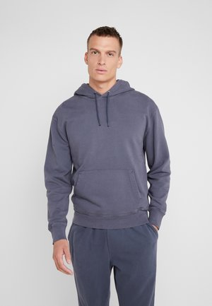 DYE FRENCH TERRY HOODY - Hoodie - evening storm