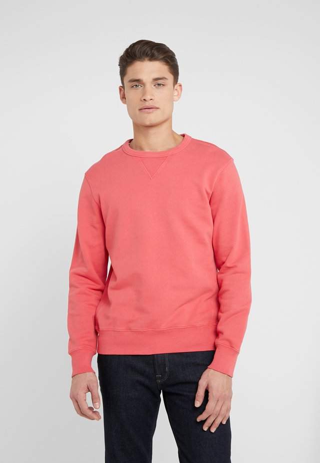 CLASSIC FRENCH TERRY  - Sweater - moroccan red