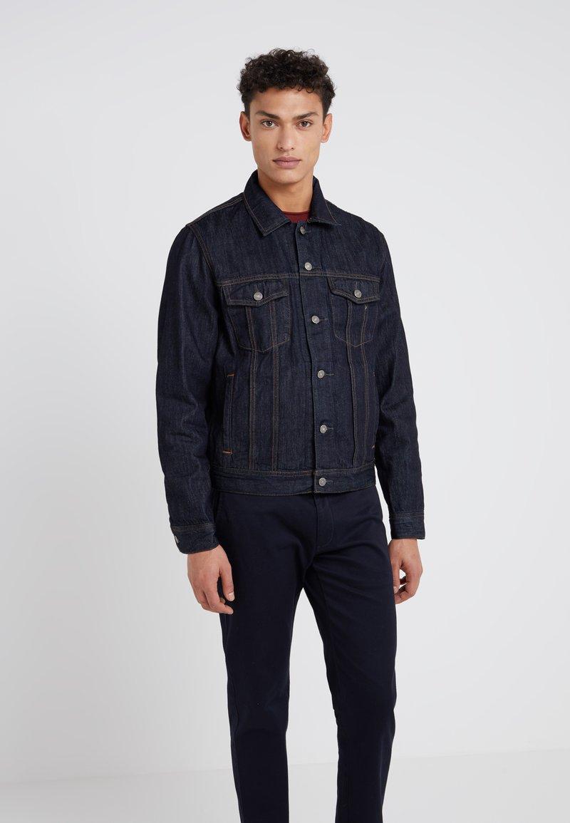 J.CREW - CLASSIC MENS JACKET - Denim jacket - resin worn