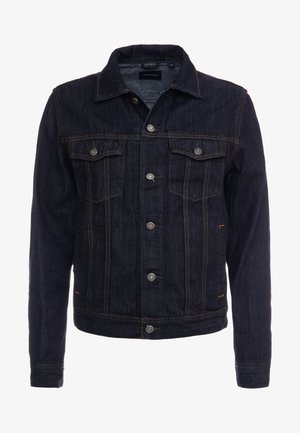 CLASSIC MENS JACKET - Veste en jean - resin worn