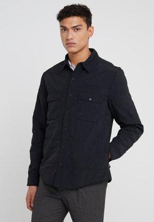 CLASSIC PACKABLE - Summer jacket - black