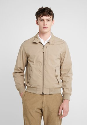 HARRINGTON JACKET - Bomber Jacket - dusty khaki