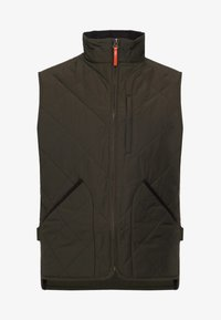 J.CREW - SUSSEX VEST - Väst - evergreen moss - 5