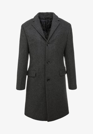 EVERYDAY TOPCOAT SOLID - Classic coat - charcoal