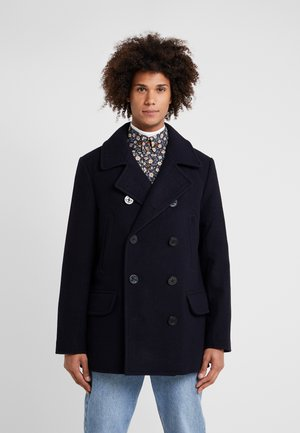 ICON DOCK PEACOAT - Kort kappa / rock - montclair navy