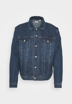 CLASSIC MENS JACKET - Giacca di jeans - blue