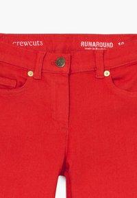 J.CREW - RUNAROUND COLORED  - Jean slim - bright cerise - 3