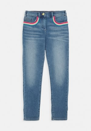 RAINBOW POCKET - Jeans Skinny Fit - sasha wash