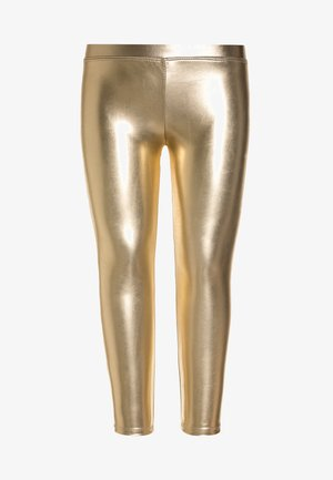 METALLIC  - Legging - gold