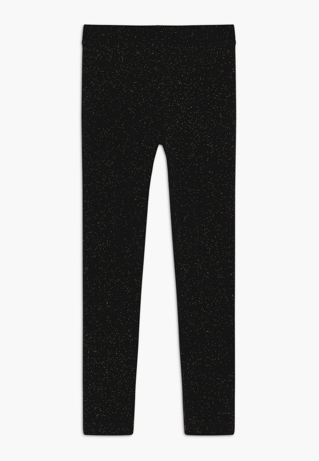 GABRIELLE  - Legging - black gold