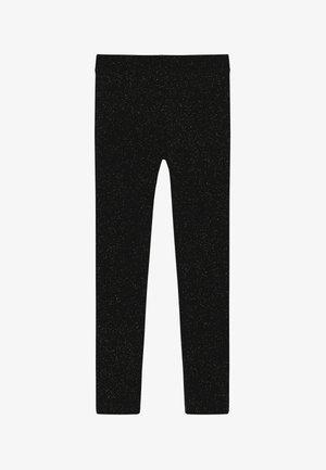 GABRIELLE  - Leggings - Trousers - black gold