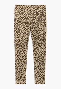 J.CREW - LEOPARD - Leggings - Trousers - natural brown - 1