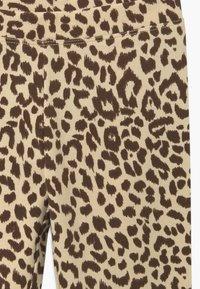 J.CREW - LEOPARD - Leggings - Trousers - natural brown - 3