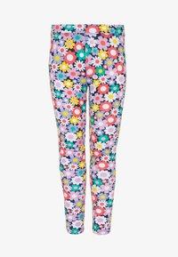 J.CREW - CRAZY DAISY - Leggings - Trousers - poppy yellow/multicolor - 0