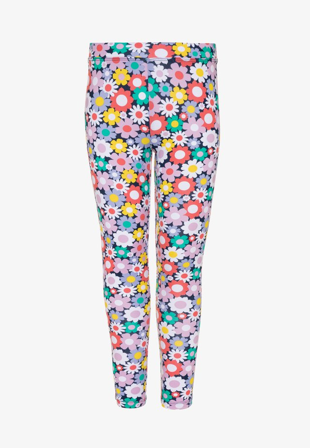 CRAZY DAISY - Leggings - Hosen - poppy yellow/multicolor