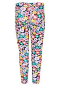 J.CREW - CRAZY DAISY - Leggings - Trousers - poppy yellow/multicolor - 1