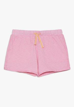 ESTER - Tracksuit bottoms - neon flamingo