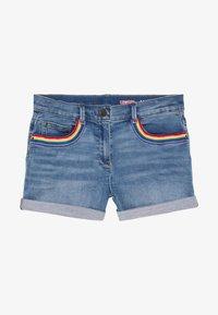 J.CREW - RAINBOW POCKET - Shorts vaqueros - sasha wash - 2
