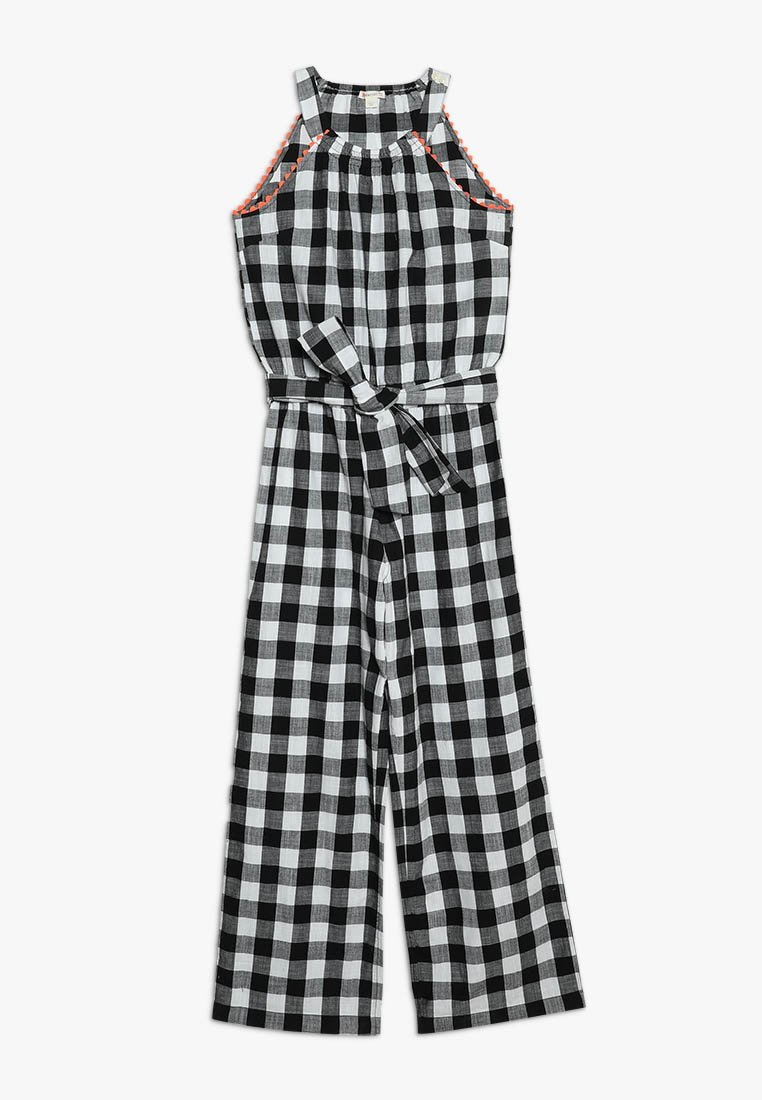 J.CREW - BENNY BUFFLAO - Overall / Jumpsuit /Buksedragter - white/black