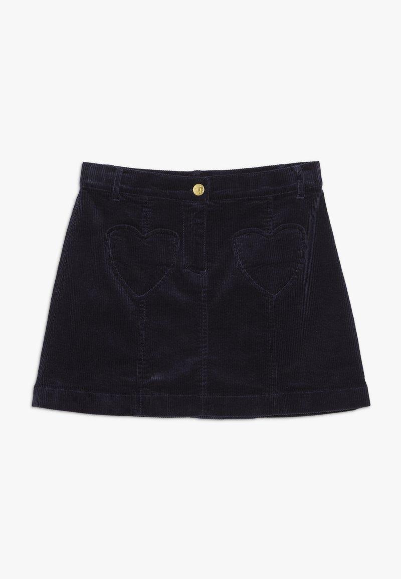J.CREW - ALEXIS SKIRT - A-line skirt - navy