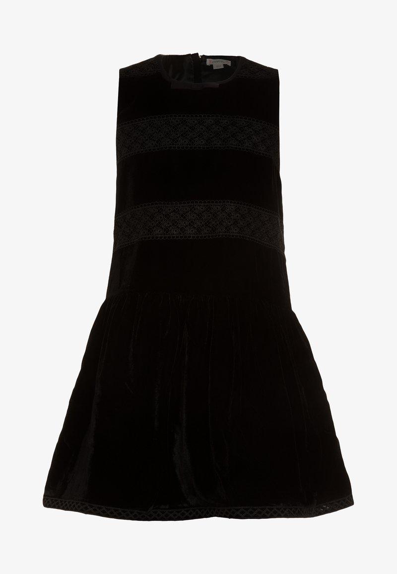 J.CREW - LEXI DRESS - Cocktailkjoler / festkjoler - black