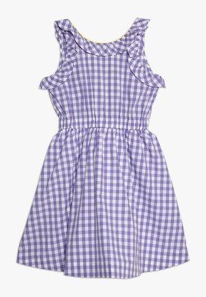 KATIA DRESS - Freizeitkleid - white/lilac