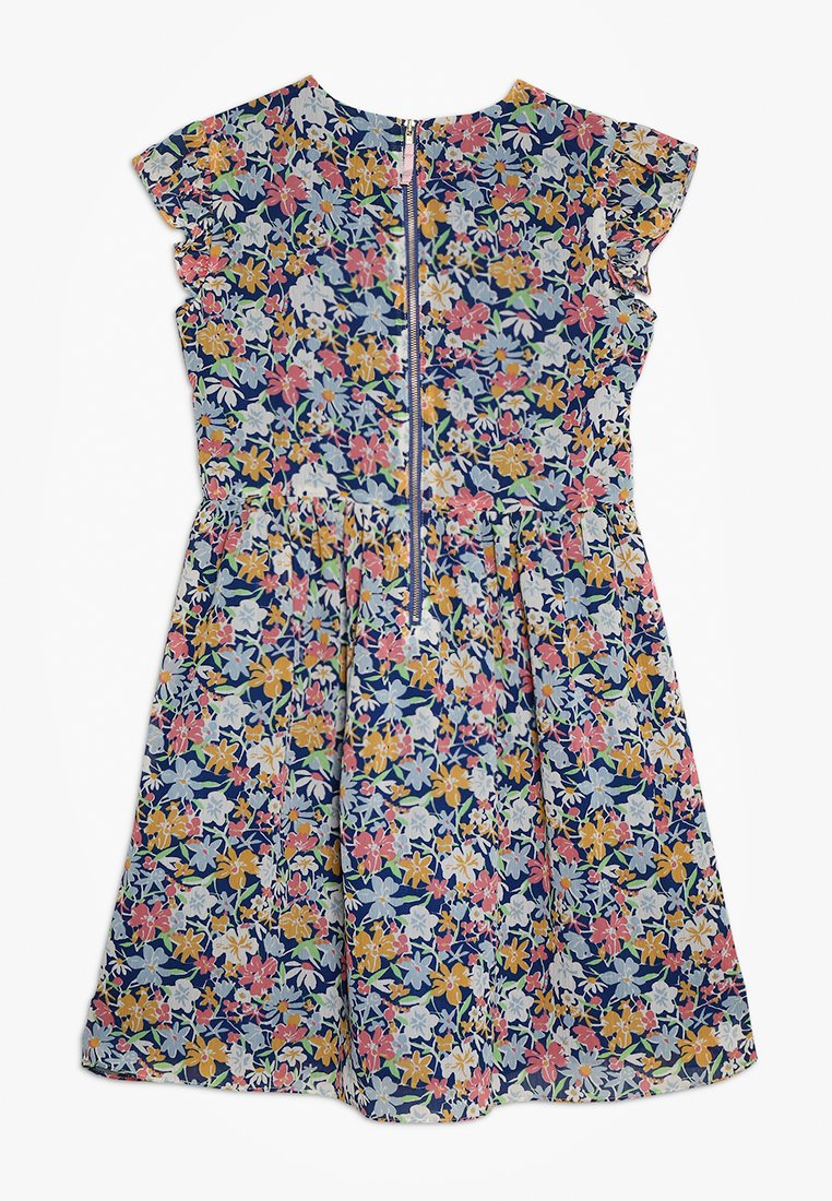 J.CREW - ELSA DRESS - Day dress - blue/pink/multi