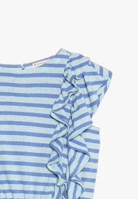 J.CREW - DAPHNE RUFFLE DRESS - Jerseykleid - goulding/sea pale mint - 4