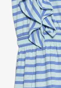 J.CREW - DAPHNE RUFFLE DRESS - Jerseykleid - goulding/sea pale mint - 2