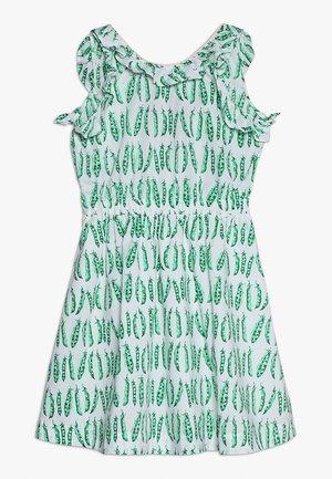 KATIA DRESS - Vardagsklänning - white/green