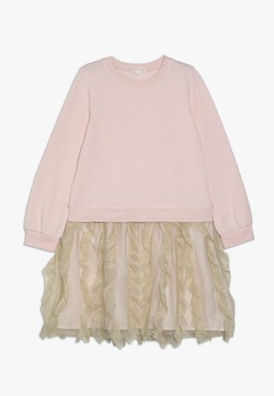 PENNY FRANCO DRESS - Robe d'été - pink/gold shimmer
