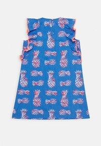 J.CREW - PINEAPPLES LILIANA DRESS - Day dress - blue/pink - 1