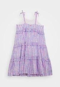 J.CREW - ELISE LONG DRESS - Denní šaty - pink peri - 1