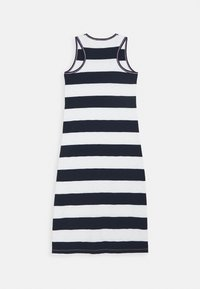J.CREW - RUGBY MAXI - Day dress - ivory/navy - 1