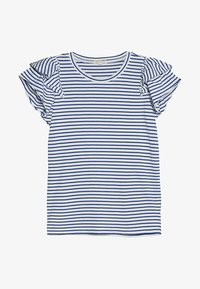 J.CREW - LILIAN - T-Shirt print - ivory/blue - 2
