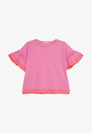 ELIOT - Camiseta estampada - vivid fuschia