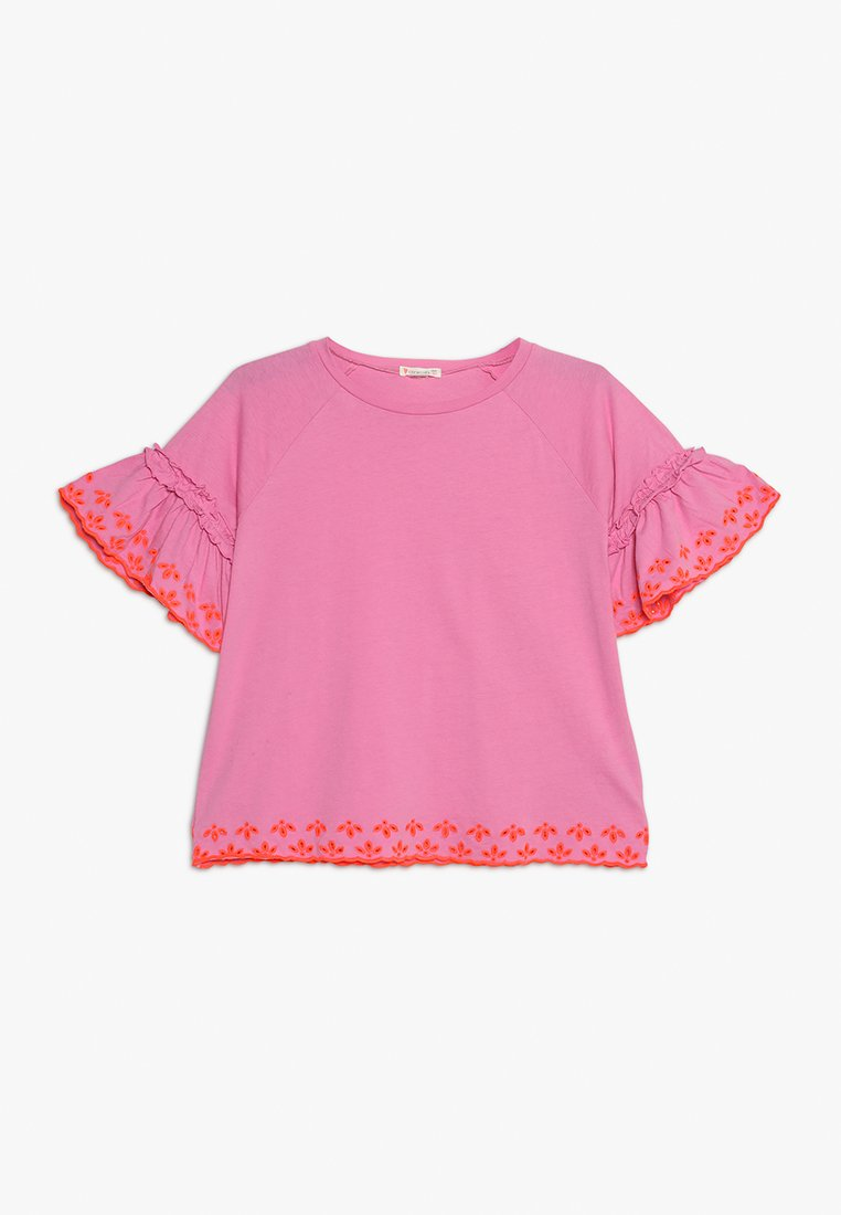 J.CREW - ELIOT - Print T-shirt - vivid fuschia