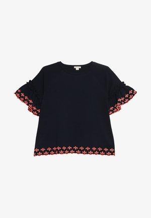 ELIOT - T-shirt print - navy