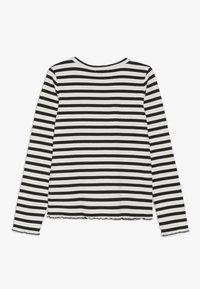 J.CREW - AMANDA  - T-shirt à manches longues - ivory/black - 1