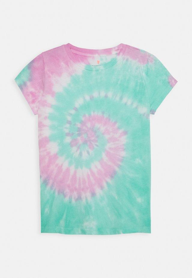 RAINBOW TIE DYE - T-Shirt print - multicolor