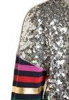 J.CREW - DONNIE - Sweatshirt - heather grey/rainbow