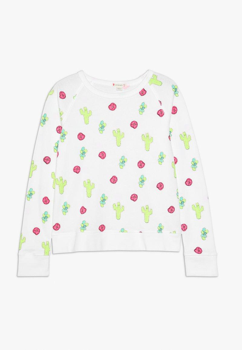 J.CREW - Sweater - pink/green