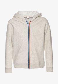 J.CREW - JESSA RAINBOW ZIP HOODIE - Zip-up hoodie - natural indigo - 0