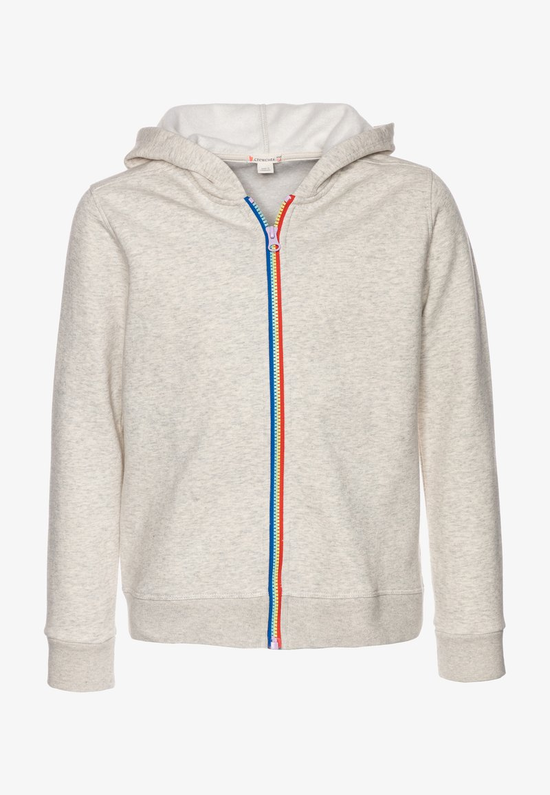 J.CREW - JESSA RAINBOW ZIP HOODIE - Zip-up hoodie - natural indigo